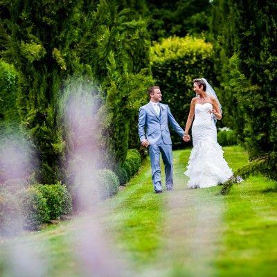 jo & ian's wedding photography at the hartnoll hotel