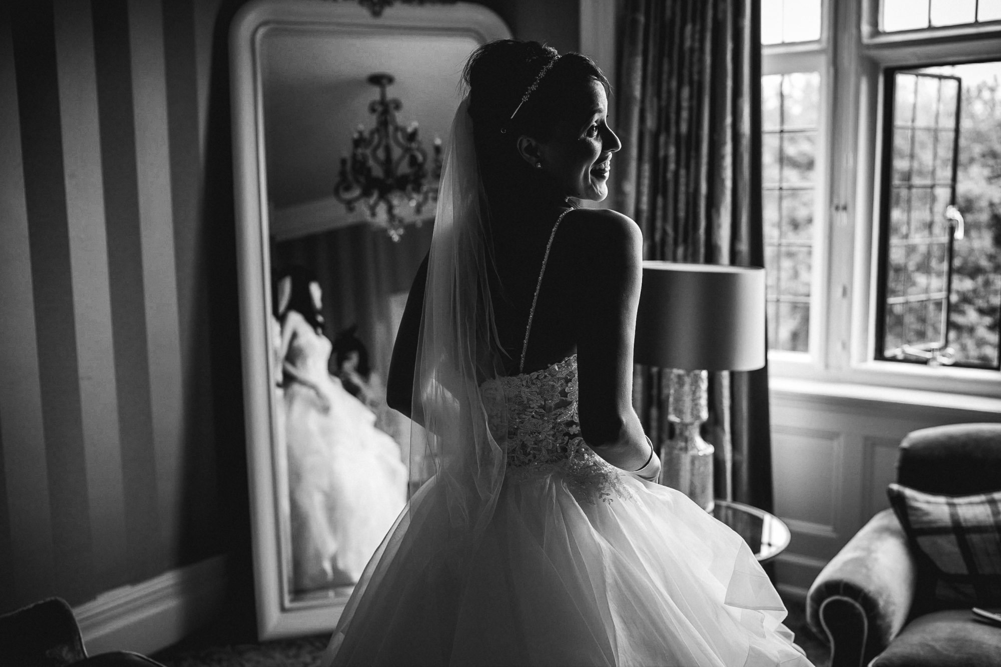 Luna Weddings Bovey Castle Wedding Devon