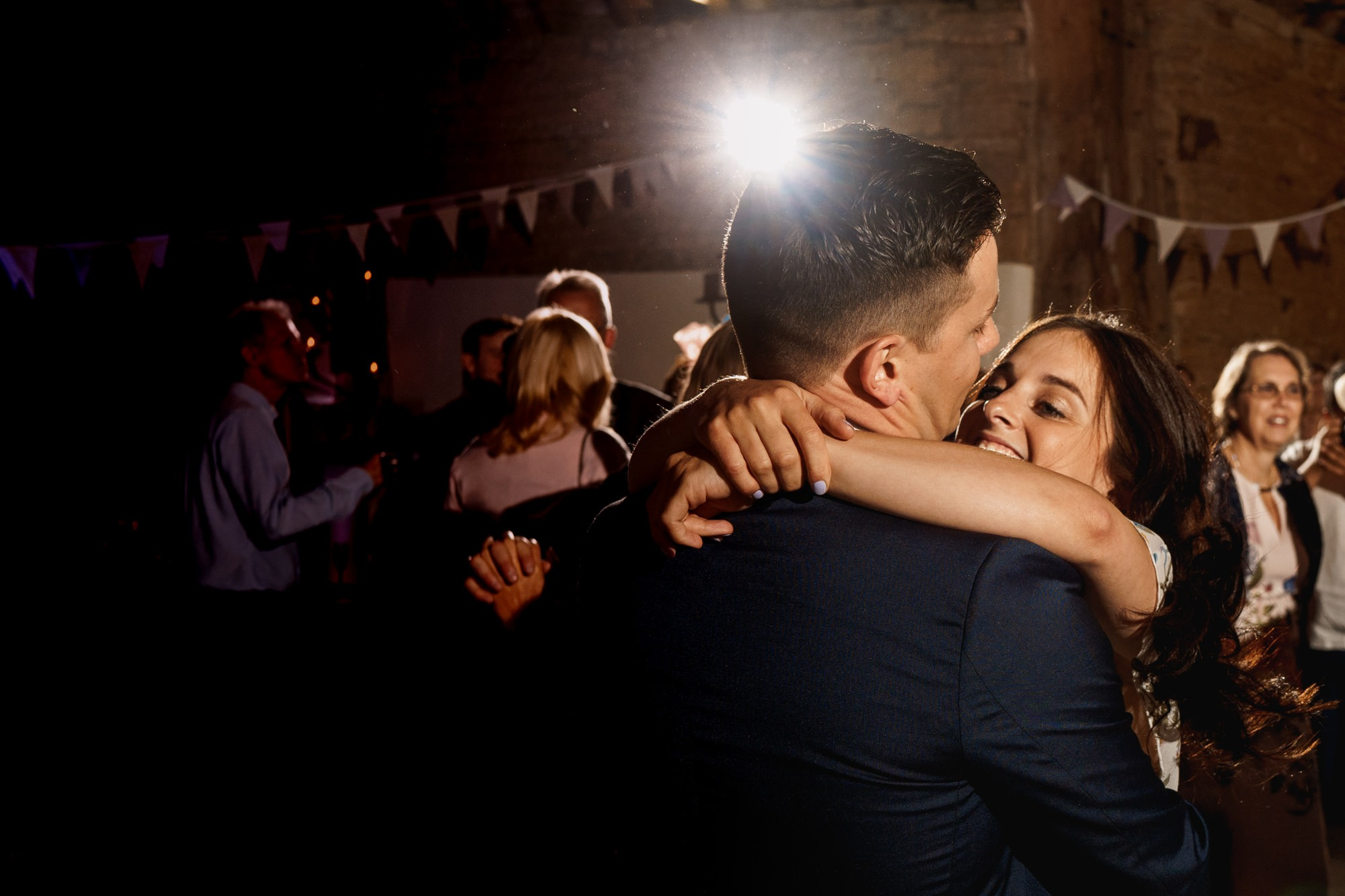 couples enjoying a dance at a wedding