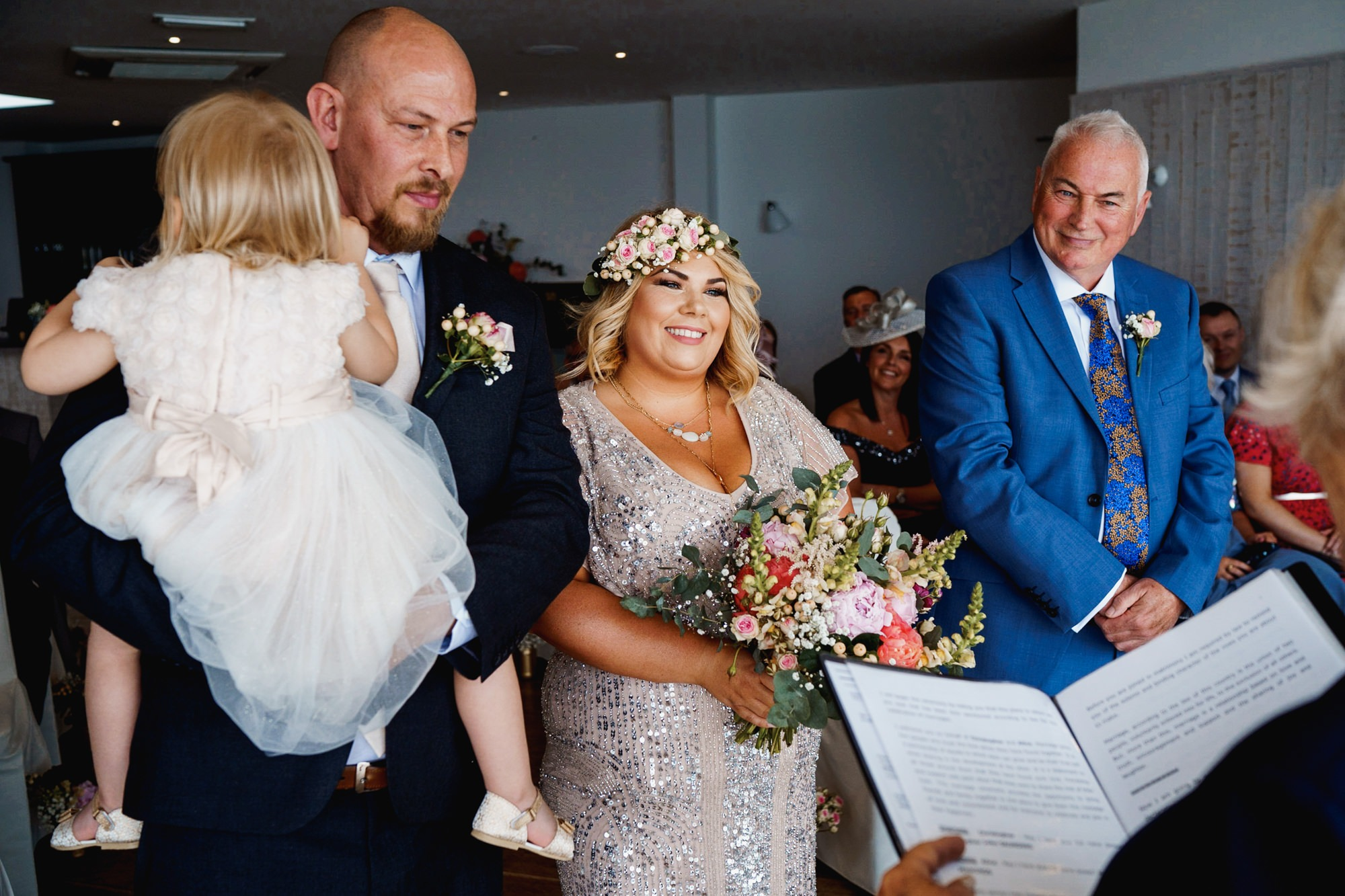 watergate bay hotel ceremony